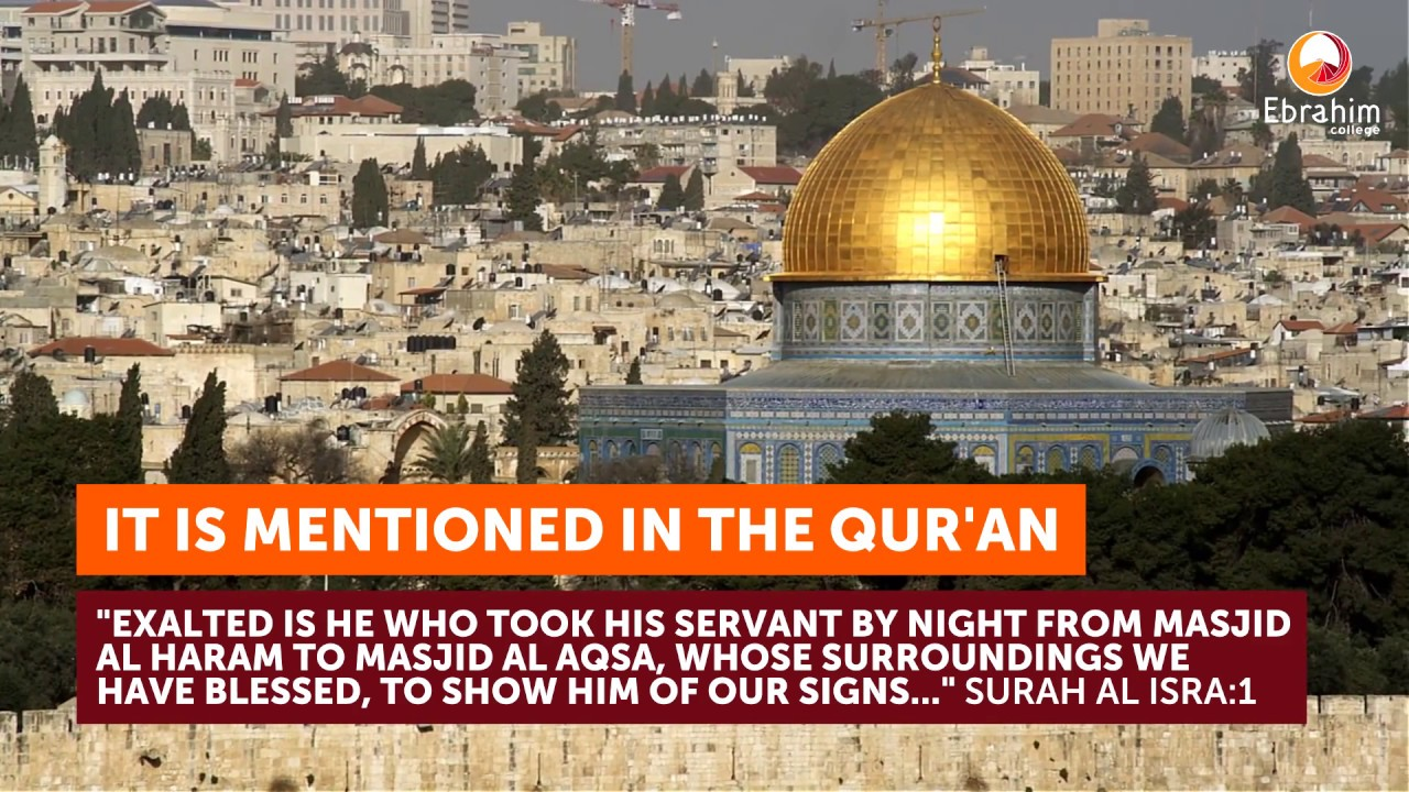 Behind the Story of Al Aqsa Mosque That Has Been a Fight